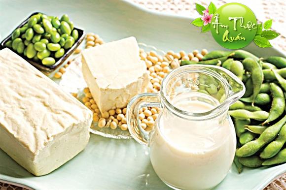 Đậu phụ - Một trong Những thức ăn có tác dụng giải độc