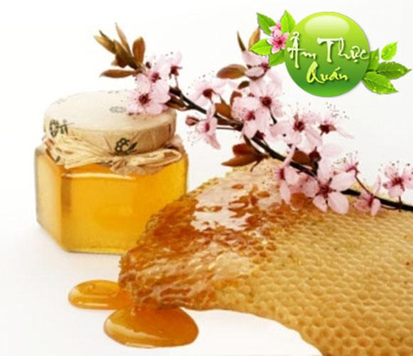 Mật ong - Một trong Những thức ăn có tác dụng giải độc