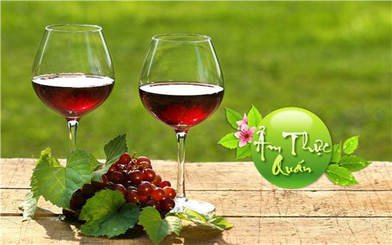 Rượu đỏ
