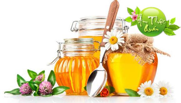 Công dụng tuyệt vời của mật ong có thế bạn chưa biết.