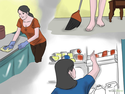 5 Bước Đơn Giản Đuổi Chuột Ra Khỏi Nhà