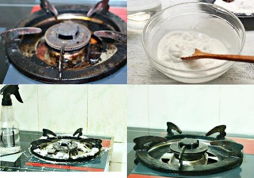 5 cách làm sạch nhà bếp với bột soda cực tiết kiệm