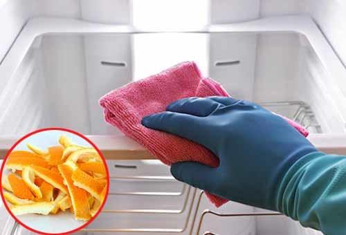 7 cách khử mùi hôi tủ lạnh vừa sạch vừa đơn giản