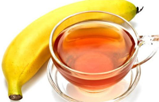 Mẹo chữa mất ngủ với món trà chuối