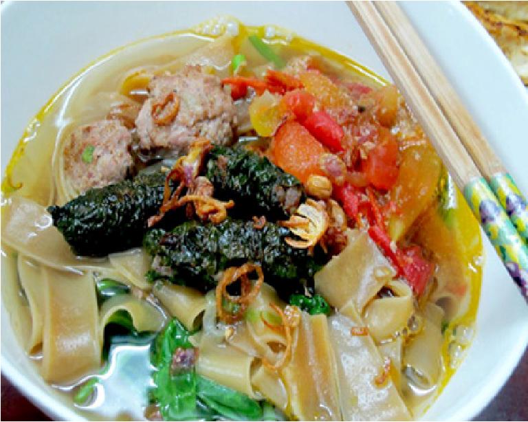 12 Món ăn việt được công nhận giá trị ẩm thực châu á
