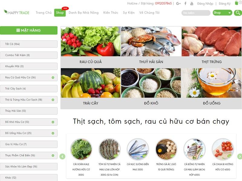 Những địa điểm bán thực phẩm ăn chay đáng tin cậy