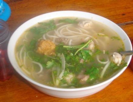 Bánh canh Vĩnh Trung An Giang