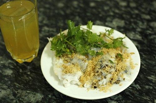 Bánh cuốn Hà Nội