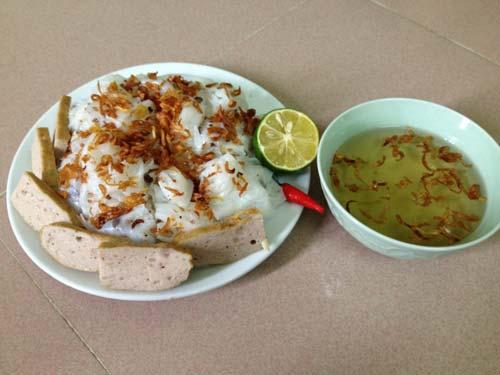 Bánh cuốn Nam Định