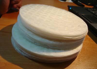 Bánh đa nem làng Chều Hà Nam