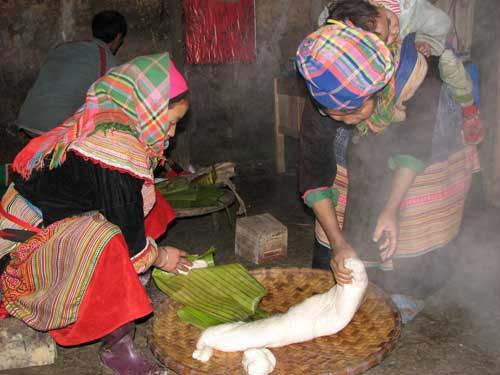 Bánh dày Điện Biên