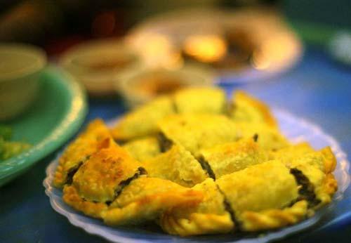 Bánh gối Hà Nội