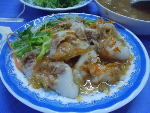 Bánh ích Thanh Hóa