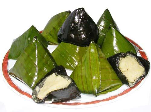 Bánh ít lá gai Quảng Nam