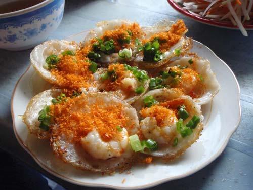 Bánh khọt siêu giòn Hà Nội
