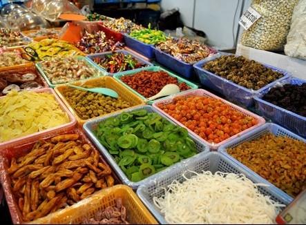Chia sẻ bí quyết chọn thực phẩm an toàn ngày Tết
