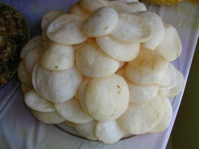 Bánh phồng Kiên Giang