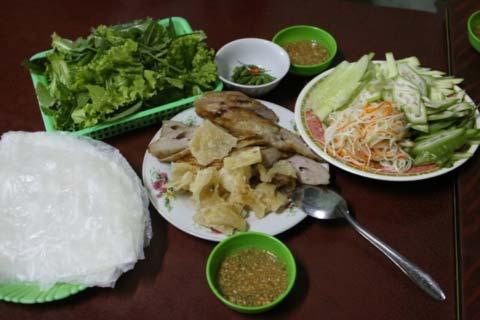 Bánh tráng Phú Yên