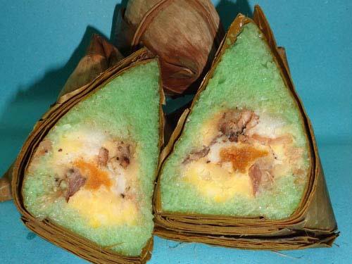 Bánh ú Đa Lộc Trà Vinh
