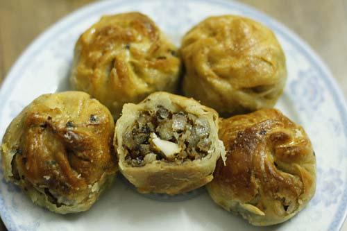 Bánh xíu báo Nam Định