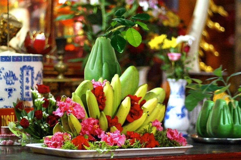 Cách chọn trái cây tươi ngon cho ngày Tết