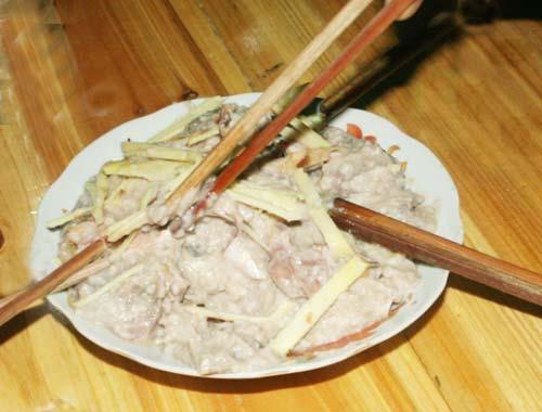 Cá chua Vị Quang Cao Bằng