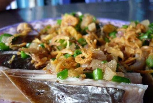 Cá lồi xối mỡ Bình Thuận