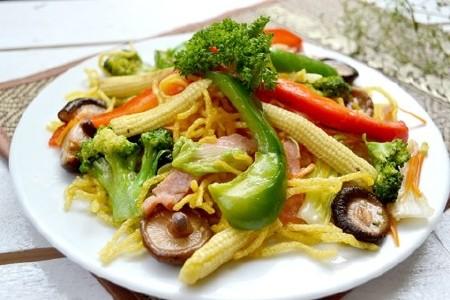 Làm thế nào để chế biến những món chay ngon mà bổ dưỡng