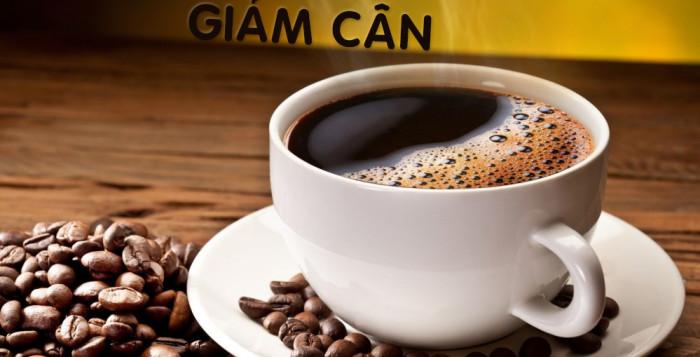 Giảm cân với cà phê