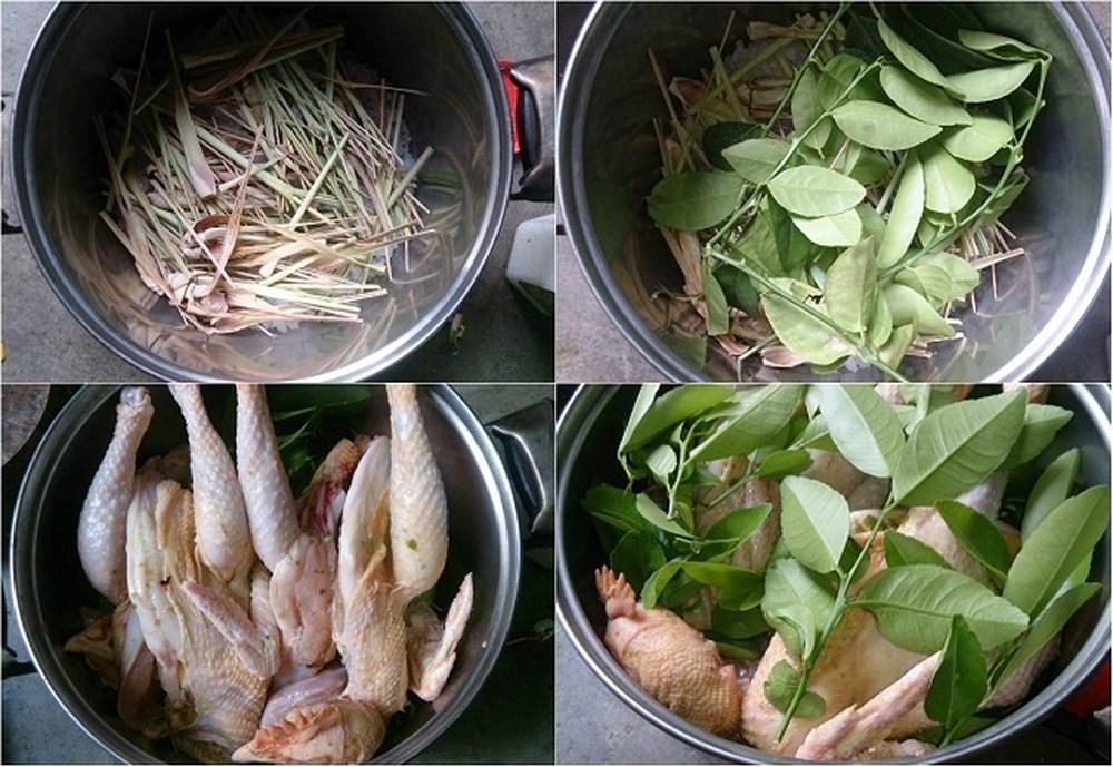 Hướng dẫn cách luộc thịt gà ngon nhất không cần nước mà vẫn ngọt thịt, da vàng dai hấp dẫn