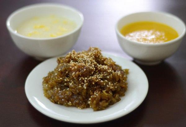 Chè xôi nén Hà Nội