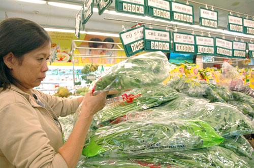 Cách chọn mua thực phẩm sạch dành cho bà nội trợ