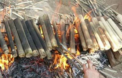 Cơm Lam Đắk Nông