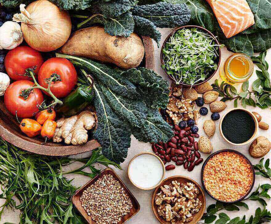 Các loại thực phẩm cần tránh cho bà bầu ăn chay