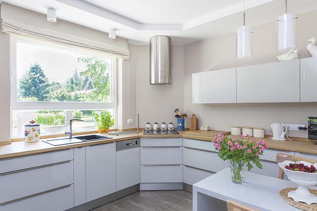 Mẹo giúp gian bếp nhà bạn gọn gàng và sạch sẽ