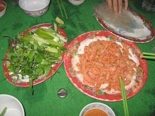 Gỏi cá Tân Mai Đồng Nai