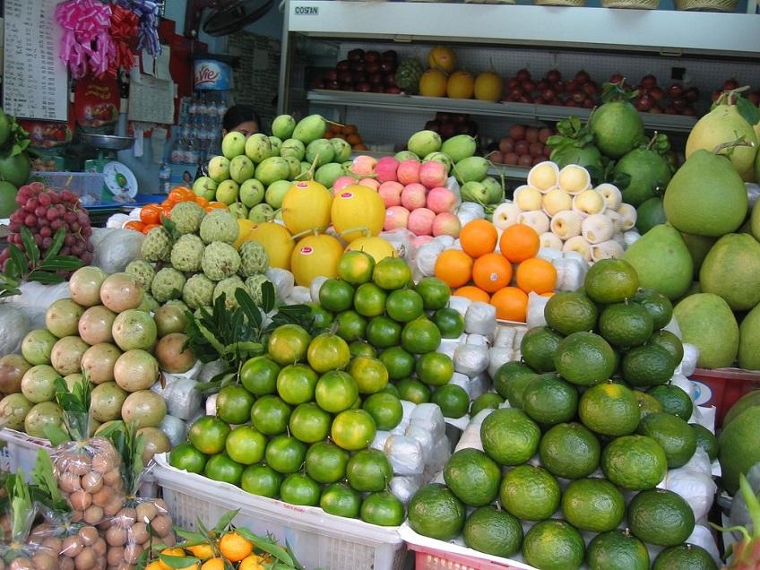 Kinh nghiệm mua trái cây ngày Tết hữu ích