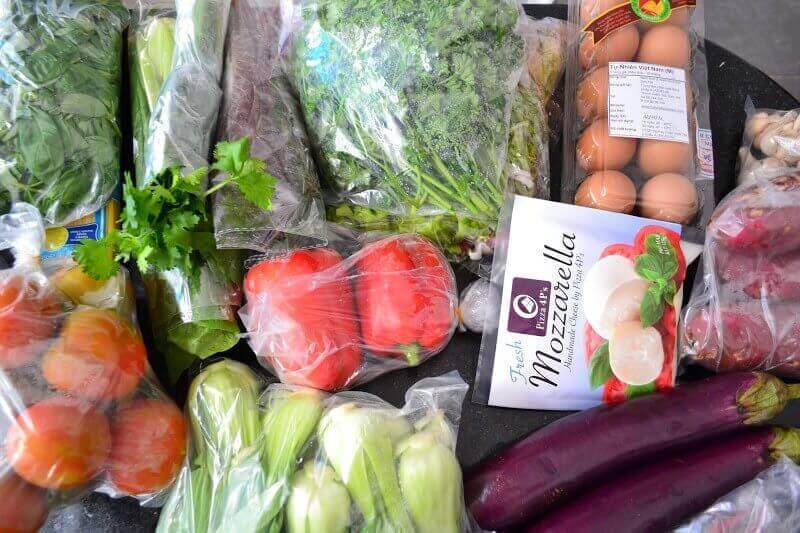 Địa chỉ các cửa hàng thực phẩm hữu cơ tại Tp.HCM uy tín