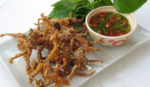 Khô Nhái An Giang