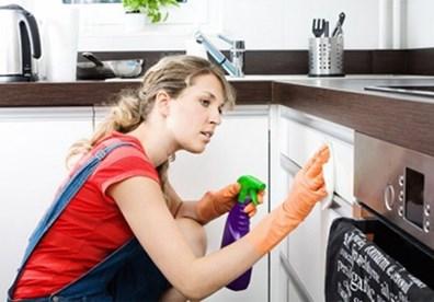 Làm sao để khử đi mùi thức ăn trong nhà