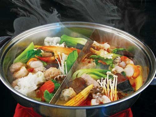 Lẩu Thái chua cay Sài Gòn