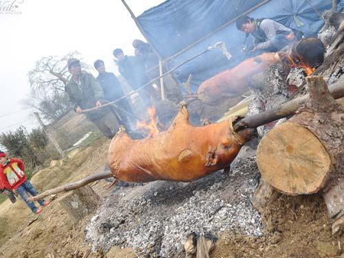 Lợn quay Lạng Sơn