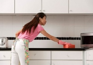 Mẹo dọn bếp cho nhanh chóng và sạch trong những ngày hè
