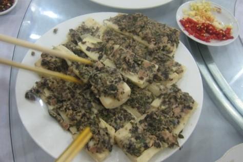Món ngon từ măng rừng Cao Bằng