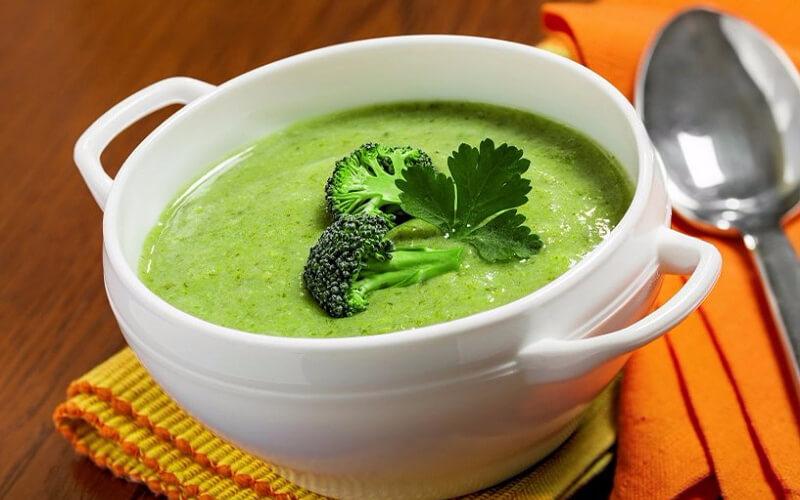 Hấp dẫn với công thức nấu cháo súp lơ xanh cho bé yêu thơm ngon đầy dinh dưỡng