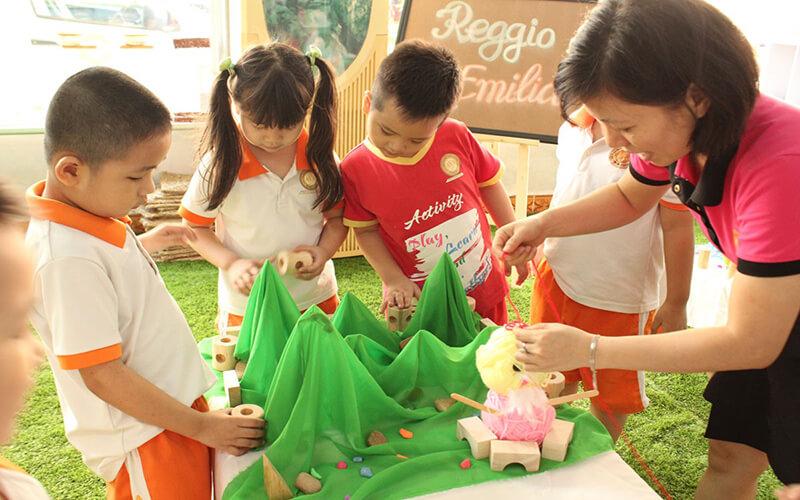 Giới thiệu phương pháp giáo dục Reggio Emilia