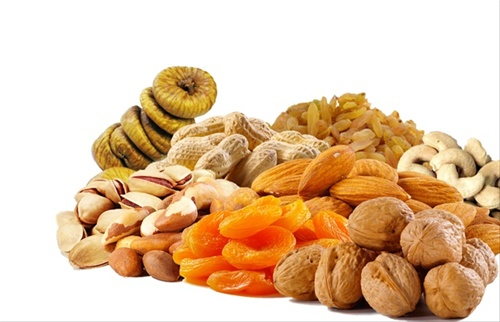 Vì sao không nên ăn nhiều trái cây sấy khô