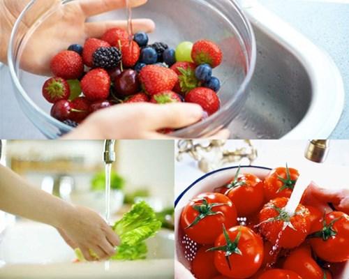 5 điều cần nhớ để đảm bảo vệ sinh an toàn thực phẩm