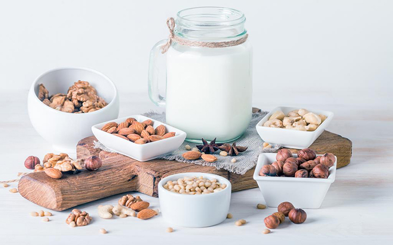 Xu hướng sử dụng sữa hạt: nên và không nên