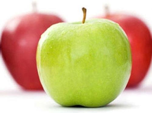 Tác dụng tiêu diệt tế bào ung thư của táo